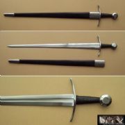 Late Medieval One Handed Sword